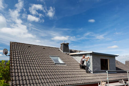 Saginaw roof repair