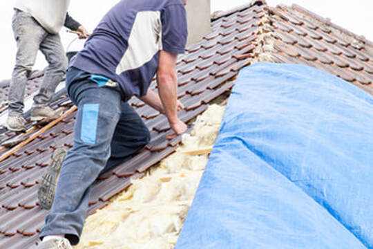 Saginaw roof repair mi